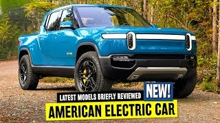 Latest Electric Vehicles