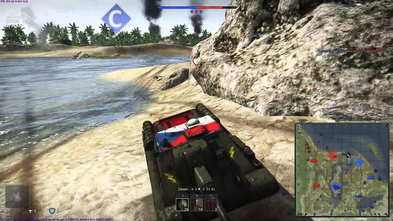 Download World of Tanks CZ - Záznam ze streamu War Thunder - Ground Forces 19.9.2014