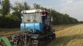 Как фермер дизайнера учил дисковать. Трактор ХТЗ-181, дискатор УДА 4.5-20