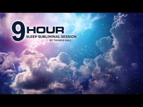 Stop Being Shy & Be Confident - (9 Hour) Sleep Subliminal Session - By Thomas Hall