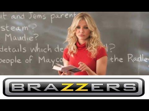 в с чулках учительницей порно