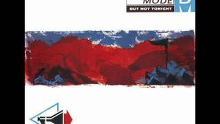 Depeche Mode - But not tonight (extended remix)