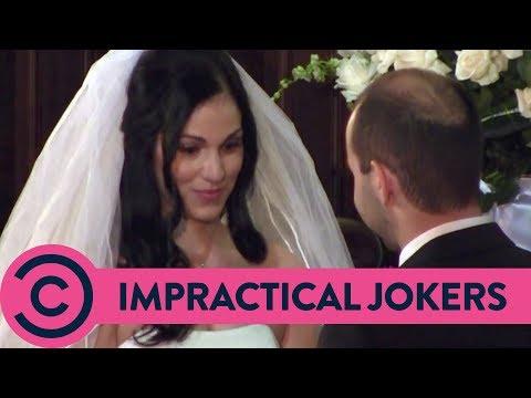 Murr Marries Sal's Sister - Best of Impractical Jokers | Comedy Central UK
