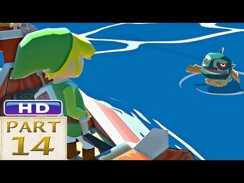 Zelda: Wind Waker HD - Part 14 | The Open Sea!