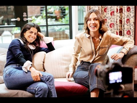 Alexa Chung & Leandra Medine: The Chatroom - YouTube