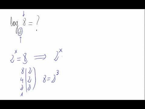 Aprende a calcular un logaritmo
