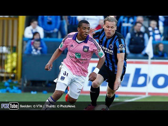 2014-2015 - Jupiler Pro League - PlayOff 1 - 03. Club Brugge - RSC Anderlecht 2-1