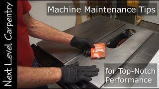 Machine Maintenance Tips for