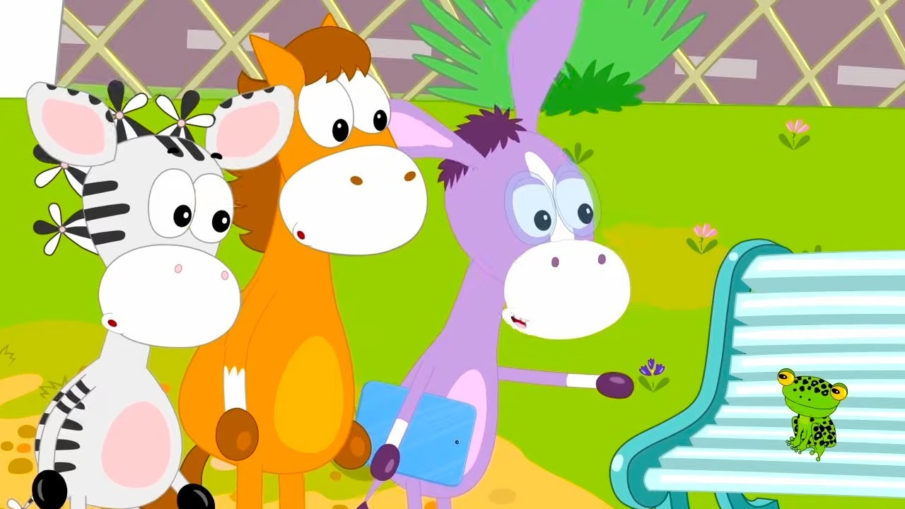 ПониМашка — Дикий зверь + Дружба с огоньком — Познавательные мультфильмы для детей