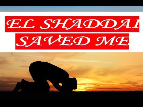 SAF member miraculously saved by El Shaddai, the power of praying mother and Psalm 91