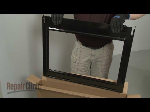 Inner Door Frame - Kitchenaid Double Wall Oven (Model #KODE500ESS02)