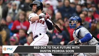 Red Sox To Talk Future With Dustin Pedroia Soon