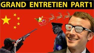 Grand Entretien Fin d'Année 2019 avec Pierre-Yves Rougeyron 1/2