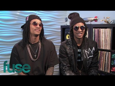 Les Twins On The Current Dance Scene