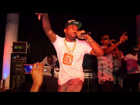 Davido Live from Africa
