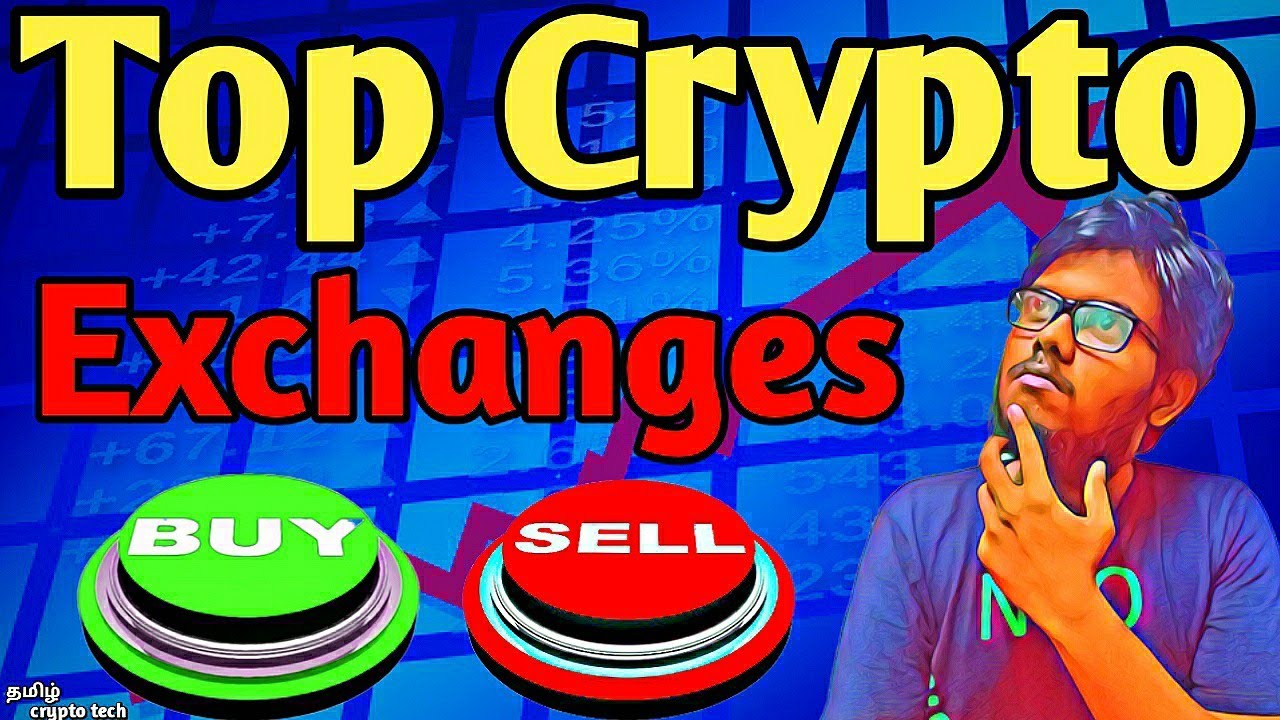 Top Best Crypto Exchanges Buying Bitcoin and Ethereum in Tamil|Tamil Crypto Tech