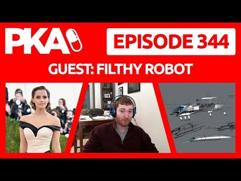 PKA 344 w/Filthy Robot - Genetic Appropriation, No Personality Women, Game of Thrones Theories