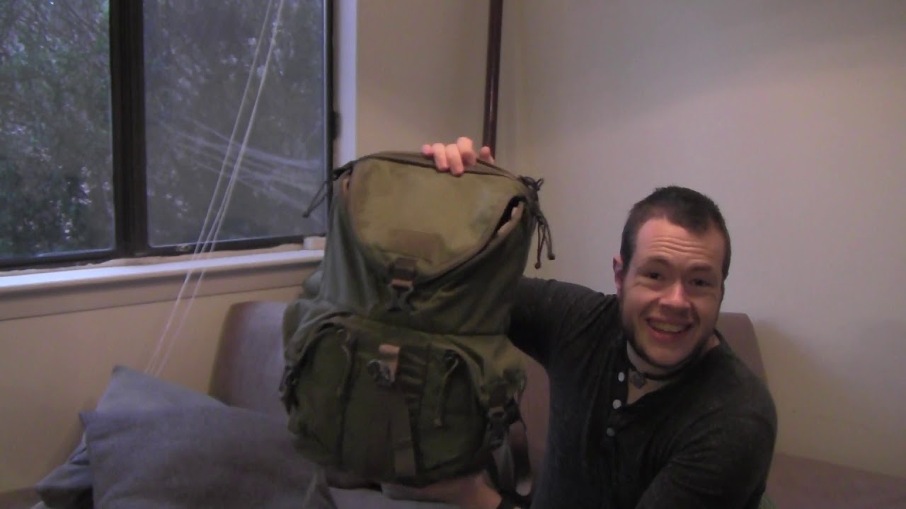 f423a900b3243 Mystery Ranch RIP Ruck Review - YouTube