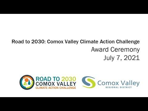 July 7,2021 Road to 2030 Award Ceremony