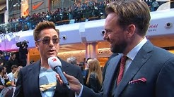 ProSieben Livestream - AVENGERS 2 - Age Of Ultron // live aus London