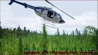 Police In Helicopter Riddim (Reggae) 2007 - Mix By Floer