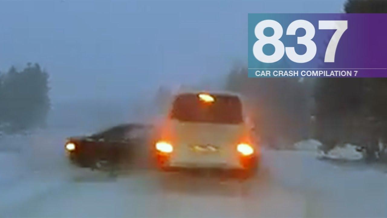 Car Crashes Compilation 837 – December 2016