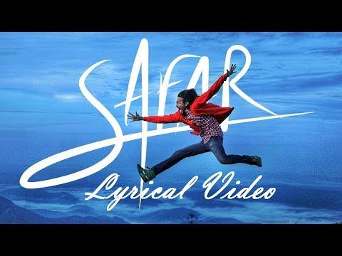Safar- Bhuvan Bam (Lyrical Video) | Official Music Video HD