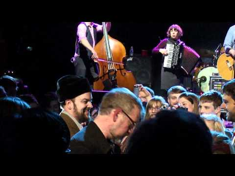 The Decemberists- A Cautionary Song (Live)
