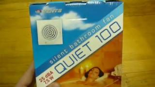 Обзор вытяжного вентилятора Vents Quiet (Вентс Квайт) 100 от www.alantek.com.ua(Малошумный, надежный и при этом доступный по стоимости вытяжной вентилятор #Vents #Quiet (#Вентс #Квайт), вполне..., 2013-11-29T08:14:50.000Z)