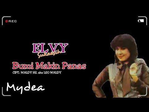 Elvy Sukaesih_Bumi Makin Panas_Lyric Video