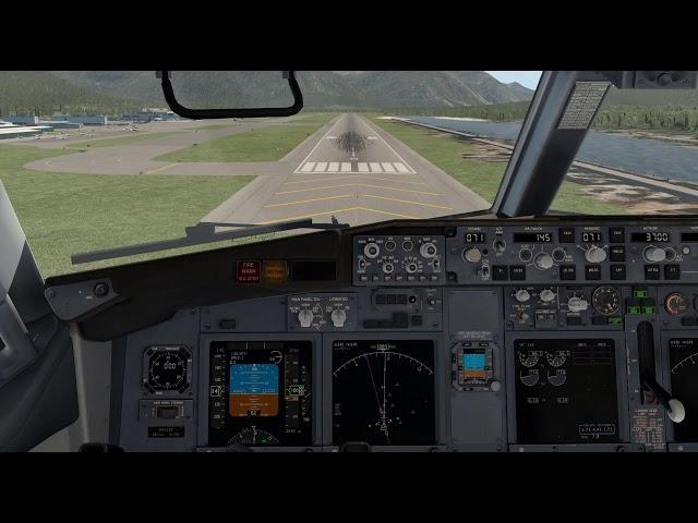 FlightSimExpo 2019 Landing Competition Demo