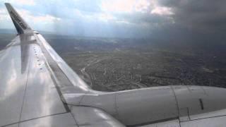 Westjet 255 Takeoff From Calgary