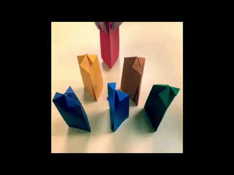 Bowling with Origami Games for Kids Kit!