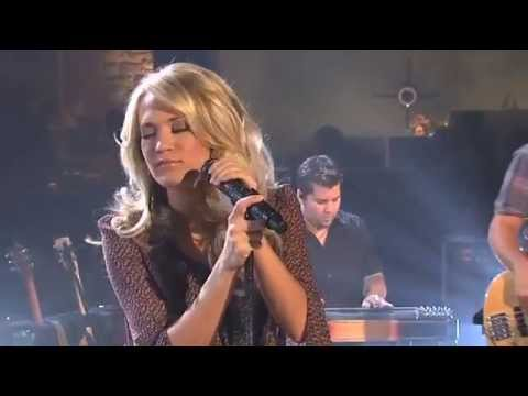 Carrie Underwood - So Small Wallmart Soundcheck HD
