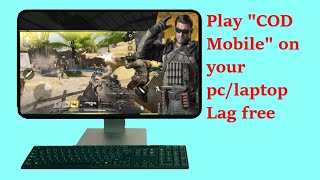 How to play Call Of Duty: mobile on your PC & Laptop using emulator || in tamil