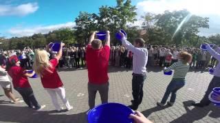 Ice Bucket Challenge МТС Беларусь