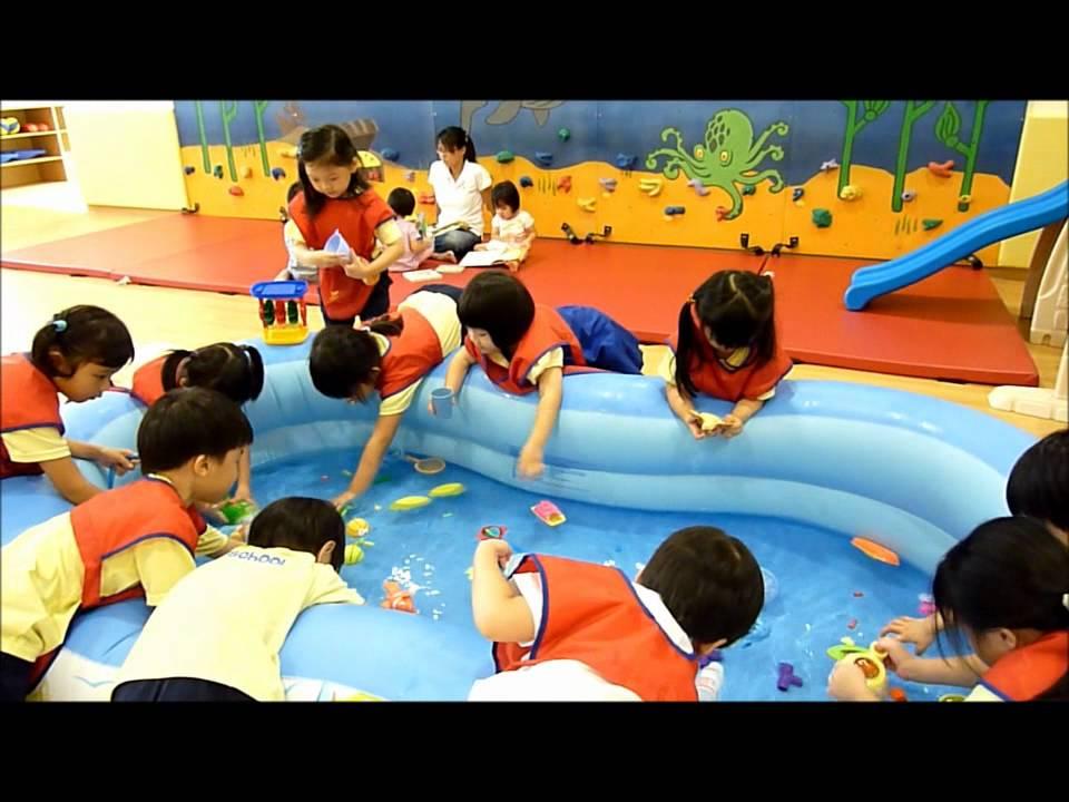 waterplay helios preschool youtube