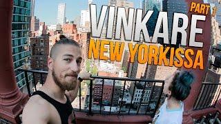 Vinkare New Yorkissa - Part 1