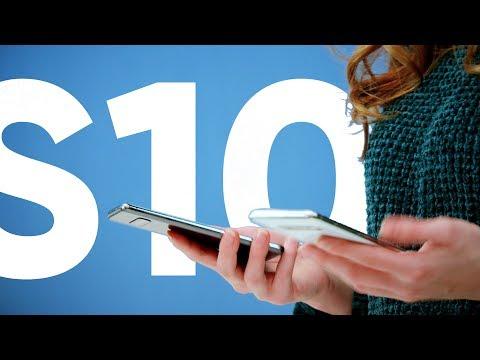 10 дней с Samsung Galaxy S10 S10+