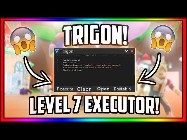 Download Trigon Roblox Exploit roblox exploit hack script