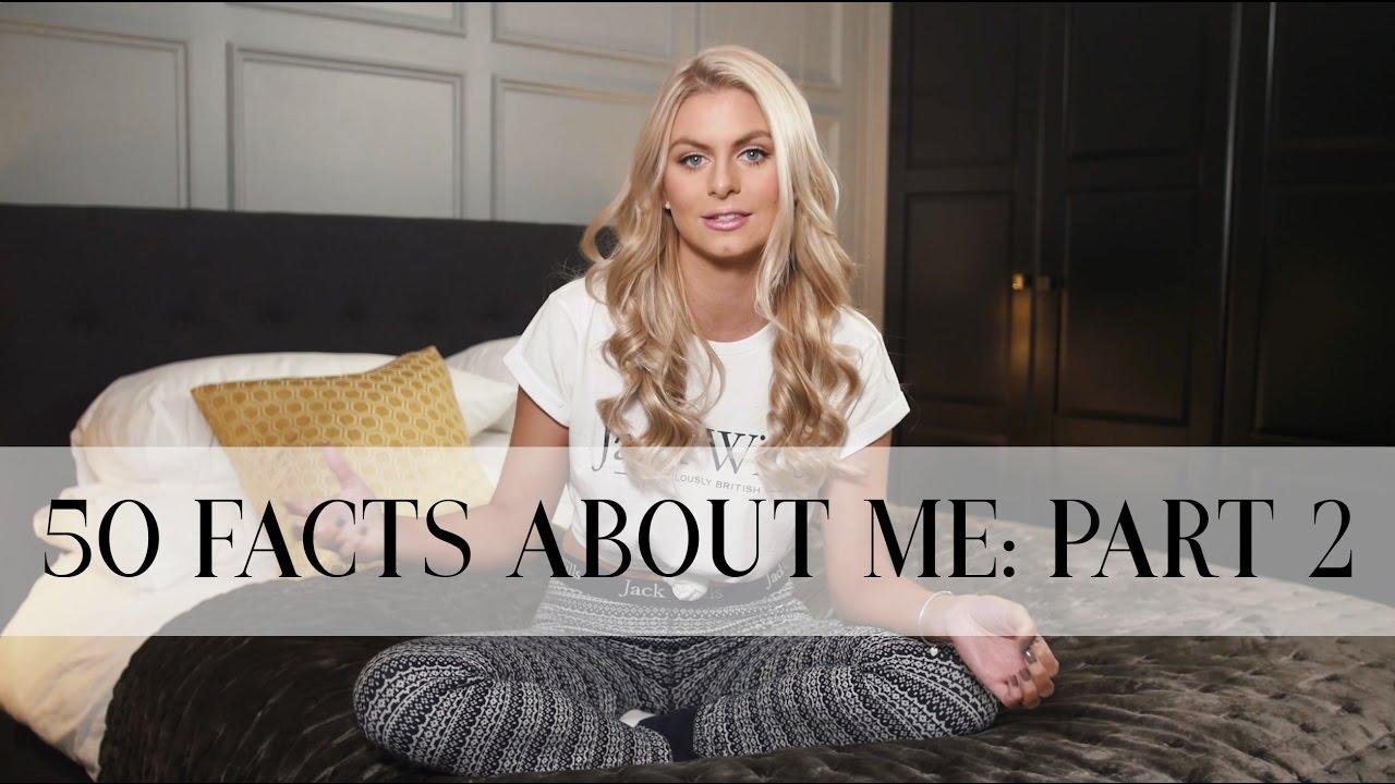 50 FACTS ABOUT ME (PART 2) Start-Up Secrets & How I Keep Fit   Natalie Elizabeth Diver - YouTube