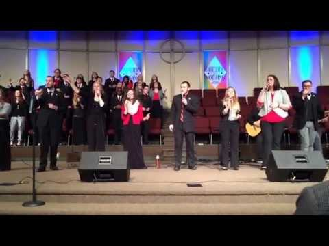 "North Greenville University - Joyful Sound sings ""Forever He"""