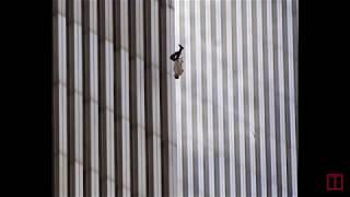 9/11 люди у вікнах чекають на порятунок