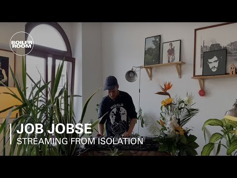 Job Jobse | Boiler Room: Streaming from Isolation
