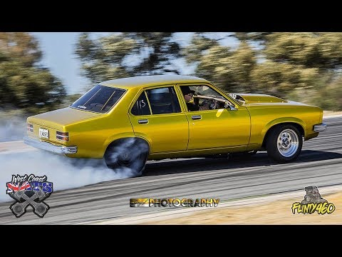 WEST COAST NATS - CRUISE THE TRACK - PART 1
