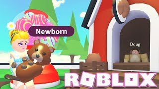 Spending All My Bucks On Cracked Eggs! Roblox: 😻PETS!😻 Adopt Me!