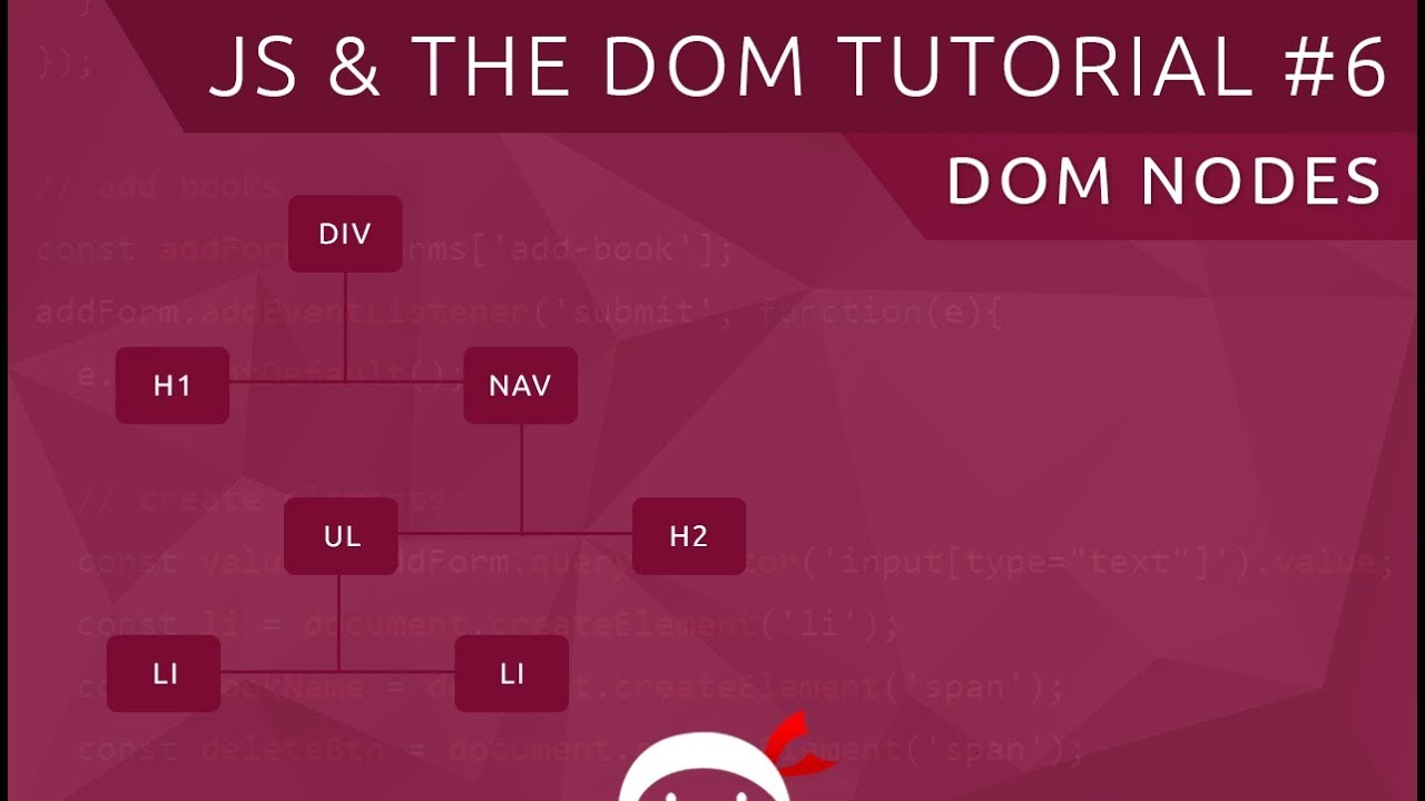 Javascript dom tutorial with example.