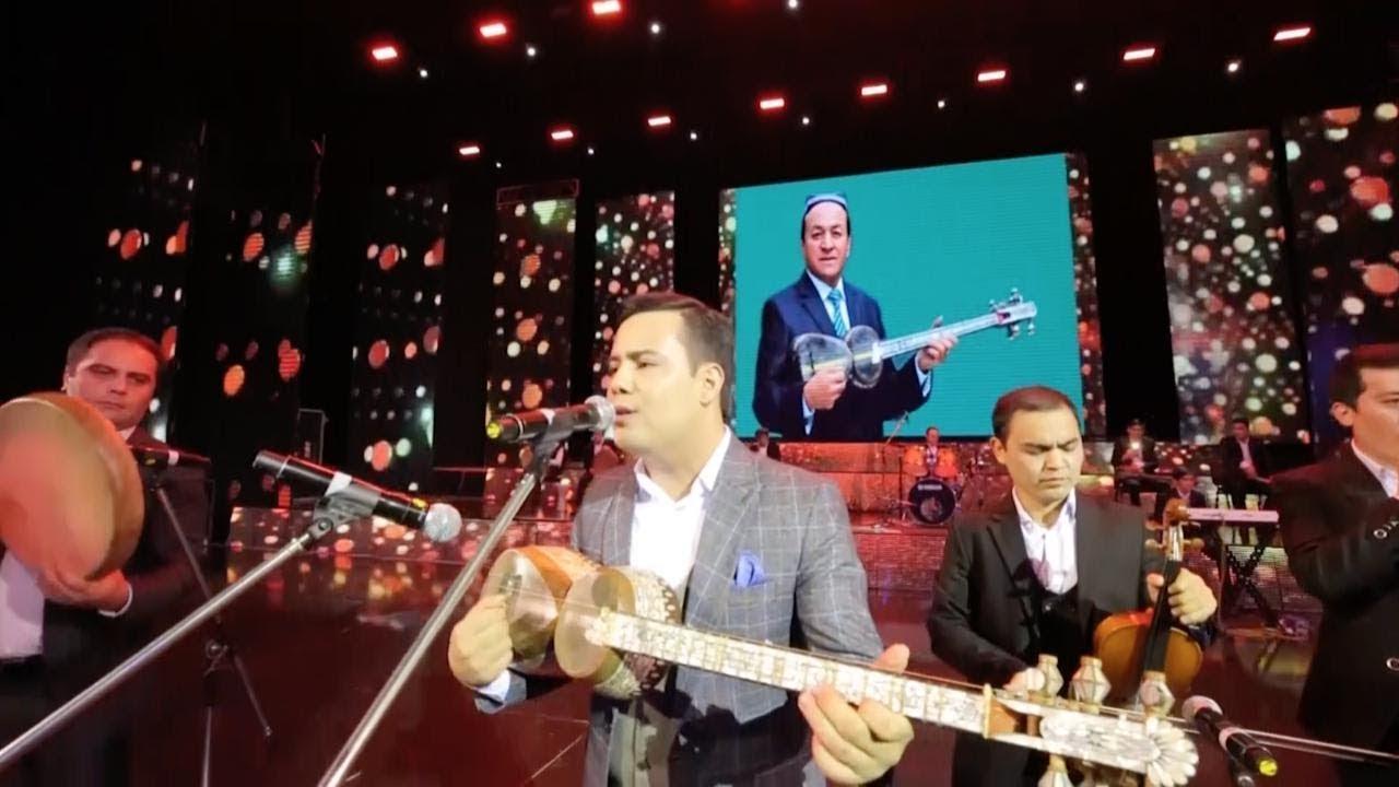 Farrux Saidov - Ustozni eslab (concert version 2020)