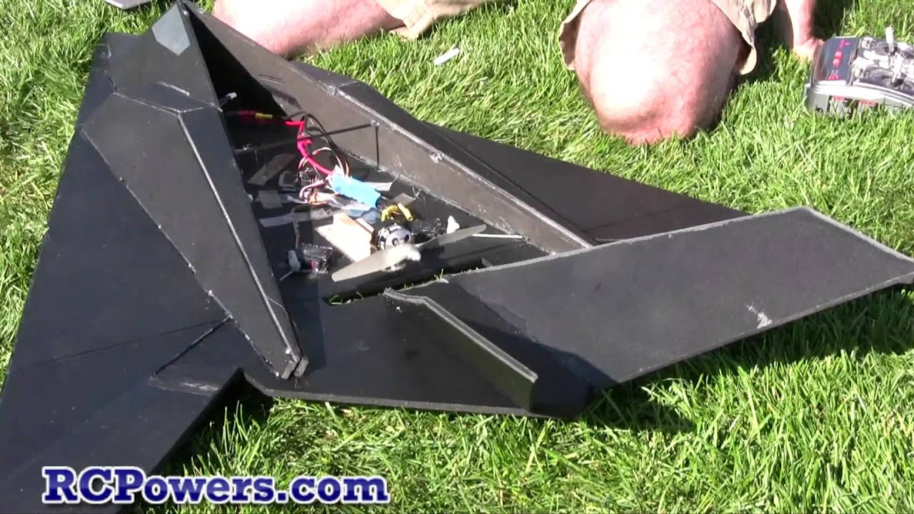 F 117 Easybuild V2 Stock Set Up Youtube New To Rc Planes Need Some Guidance Rcpowerscom