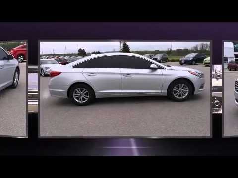 2015 Hyundai Sonata Gl Auto W Tinted Windows Youtube